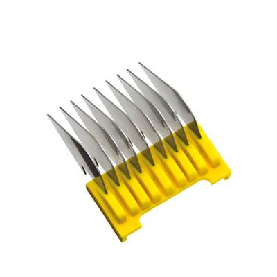 Slide-on attachment comb 16 mm