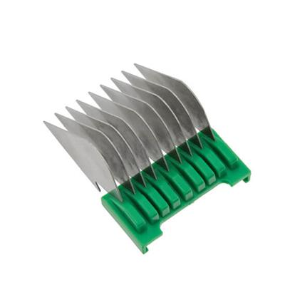 Slide-on attachment comb 22 mm